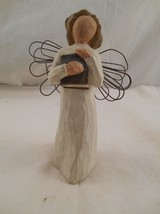 Angel of Learning Willow Tree Figurine Demdaco Susan Lordi - $14.69