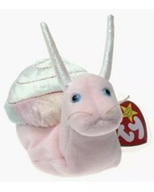 Ty Beanie Babies Swirly the Snail New with Tags - $8.90