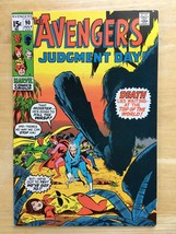 AVENGERS #90 1971 Marvel Silver Age Comic Book VF Condition - $29.99