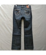 Big Star Hazel Curvy Fit Boot Cut Women's Jeans Size 28 R - $24.99