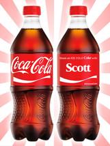 Coca-Cola Share a Coke with Scott Collectible R... - $14.69