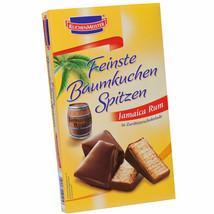Kuchenmeister Feinste Baumkuchenspitzen Jamaica Rum 125g  FREE SHIPPING - $11.73