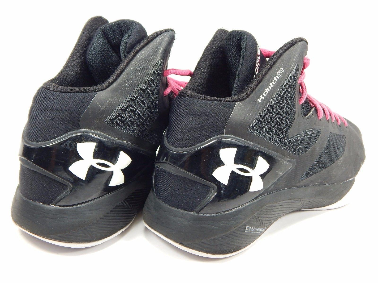 Under Armour Clutchfit Drive 2 Men's Basketball Shoes Size US 9 M (D) EU 42.5