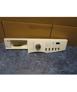 FRIGIDAIRE WASHER CONTROL PANEL PART# 137166700 137006060 - $150.00