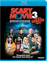 Scary Movie 3 (Blu Ray) (Unrated/Ws/Eng/Eng Sub/Fren/Span Sub/Eng Sdh/5.1Dt