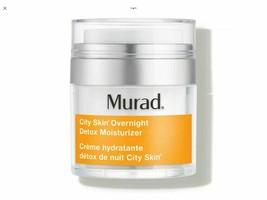 New Murad City Skin Overnight Detox Moisturizer (1.7fl oz.) No Box - $49.49