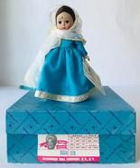 "Madame Alexander 8"" Girl Doll India #575 in Original Box w/ Tags - $19.34"