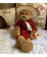 """Chantilly Lane musicals Ashley Bear  """"The Bear With The Red Hat"""" By PBC ... - $297.00"""