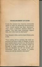 Star Trek 12 3rd Print ORIGINAL Vintage 1985 Paperback Book James Blish No Cover - $9.89