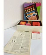 Celebrity Taboo Milton Bradley Complete Famous Personalities to Guess - £15.13 GBP