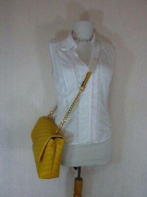 NWT Tory Burch Daylily Kira Chevron Flap Shoulder Bag image 12