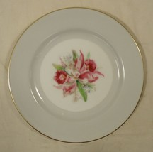 Noritake 5049 Vintage Bread & Butter Plate 6 1/2in China Gold Rim - $10.75