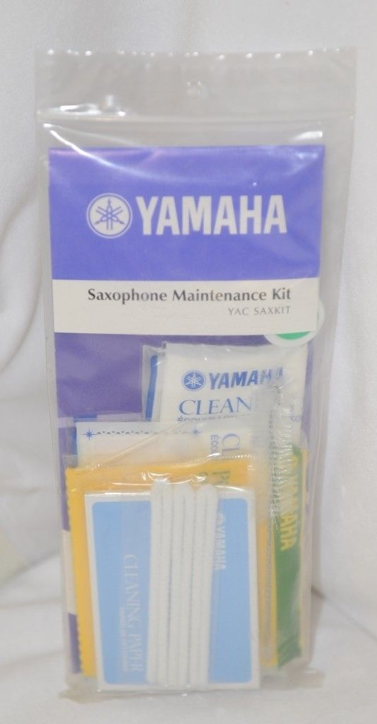 Yamaha N10004225 Saxophone Maintenance Kit To Maintain And Protect