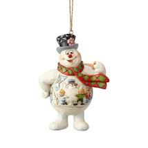Enesco Jim Shore Frosty the Snowman Belly Oranament New for 2018 Figure 6001586 - $21.77