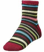 Yaktrax Women's Cozy Cabin Socks Heather Multicolor - $12.99