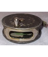 Vintage Used Duncan Briggs Fly Rod Fishing Reel Model 2 Ca 1950 - $24.95