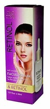 Anti-Wrinkle Facial Serum with Retinol and Dead Sea Minerals, 1.01 Fluid... - $9.67