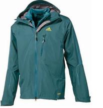 $495 Adidas mens 3 In 1 GORE TEX ACTIVE SHELL JACKET COAT XL TERREX TS 3... - $210.36