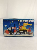 New Playmobil 3453 Toy Truck Wrecker Service Vehicle Building Play Set - $39.26