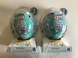 My Little Pony Cutie Mark Crew Wedding Bash Series 3 Confetti Figure Lot... - $7.97
