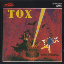 Tox  – Tox / Prince Of Darkness CD - $25.99