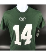 NFL New York Jets #14 Sam Darnold Tee Shirt Size Adult Small - NEW W/Tag... - $18.99