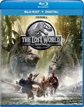 Lost World-Jurassic Park (Blu Ray W/Digital) (New Packaging)