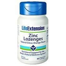 Zinc Lozenges, 60 Vegetarian Lozenges - $6.75