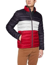 Tommy Hilfiger Men's Ultra Loft Insulated Packable Down Puffer Nylon Jacket image 2