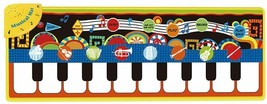 BEYST Kids Musical Mat, Foldable, 110x36cm Early Educational image 1