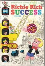 Richie Rich Success Stories Comic Book #34 Harvey Comics 1970 VERY FINE- - $15.44