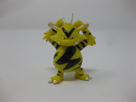 "1998 Electabuzz 2"" Tomy PVC Mini Action Figure Pokemon Nintendo - $8.99"