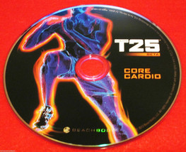 FOCUS T25 BETA - CORE CARDIO DVD - Brand new - 1 DVD only - $25.27