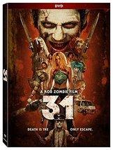 Rob Zombie's 31 DVD