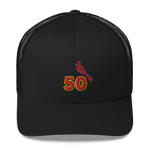 Adam Wainwright hat / Adam Wainwright Trucker Cap image 7