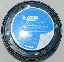 Zurn EZ1 PV3 EZ1 5 Inch Round Nickel Bronze Top With PVC Solvent Weld Outlet image 1