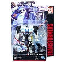 Transformers Generations Power of Primes Autobot Jazz Deluxe Class MIB - $16.81