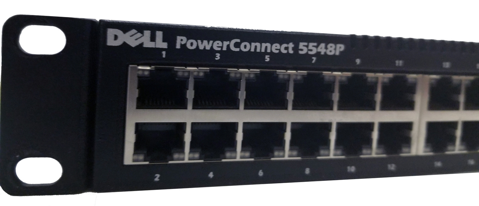 Dell PowerConnect 5548P 48 Port Gigabit Switch With Built-In Stacking Bin: 1