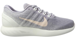 Nike Lunarglide 9 Taille 10 M (B)42 Femmes Chaussures Course Violet 904716-502