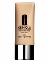 Clinique PERFECTLY REAL Makeup Foundation Shade 2 Fair (VF-P) 1oz NIB - $59.50