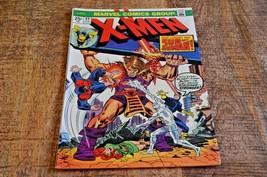 The X-Men #89 (Marvel, 1974) 1st Appearance Grotesk the Sub-Human VF+ Co... - $67.63