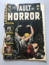 Vault of Horror (1950 E.C. Comics) #39 Spine Split Poor Condition Complete - $113.85