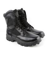 "Mens Rocky Duty Alpha Force 8"" Swat Boot - Black,Size 11.5 W [ FQ0002165] - $129.99"