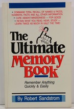 The Ultimate Memory Book by Robert Sandstrom - $3.99