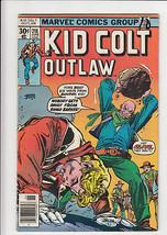marvel comic group Kid Colt Outlaw #218 - $9.89