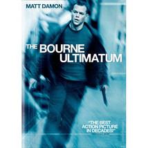 The Bourne Ultimatum (DVD, 2007, Full Frame) Brand New & Ships for FREE! - $3.63