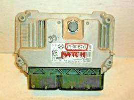 11-12-13-14 VOLKSWAGEN/VW JETTA/  2.5L AUTO ENGINE /COMPUTER.ECU.ECM.PCM - $53.86