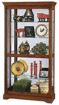 Howard Miller 680-339 (680339) Donegal Lighted Curio Cabinet - Yorkshire... - $1,449.00