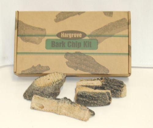 Hargrove BCK Ceramic Composition 4 piece Bark Chip Kit