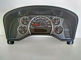 08 Chevy/GMC Van DIESEL Speedometer Instrument Cluster Dash Gauges  2599... - $69.25